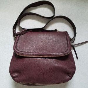 Like new Call it Spring purse handbag bag maroon